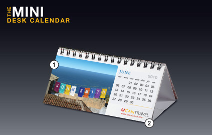 Chillus Mini Calendars