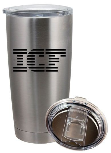 20oz Triumph Stainless Steel Double Wall Vacuum Tumbler