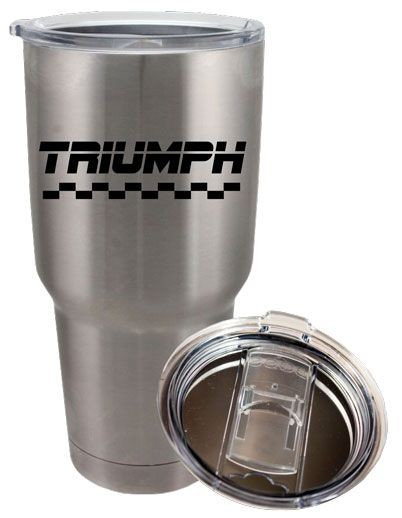 30oz Triumph Stainless Steel Double Wall Vacuum Tumbler